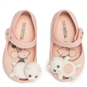 Mini Ultragirl Cat Mary Jane Flat Toddler Shoes